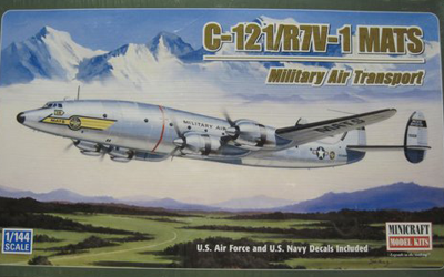 Kit # RPK-10. Minicraft Model Kits. Kit No. 14540