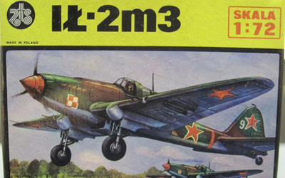 Kit # RPK-17. SKALA. Kit No. AIR MOD S 03. IL-2m3