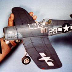 KIT # 13. VOUGHT F4U CORSAIR