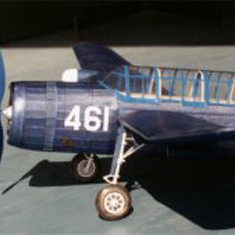 KIT # 32. CONSOLIDATED TBY-2 SEAWOLF