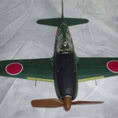 KIT #41-LC THE MITSUBISHI J2M3 RAIDEN (THUNDERBOLT), OR JACK
